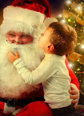 bigstock-Santa-Claus-and-Little-Boy-Ch-53428003
