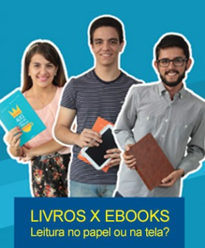 Livros X Ebooks -It's Maio 1