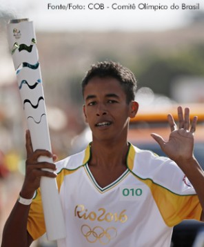 Fonte Foto COB - Comitê Olímpico do Brasil 2