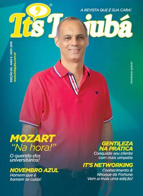 Ed. 62 - Revista It's Itajubá - Capa Mozart