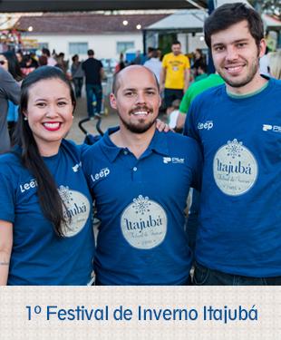 Festival de Inverno Itajubá - Organizadores