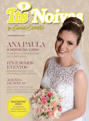 Revista It's Noivas by Somos Eventos