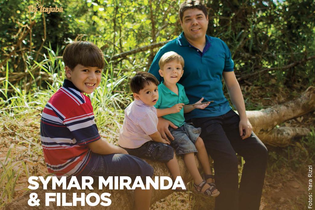 Symar Miranda e Filhos