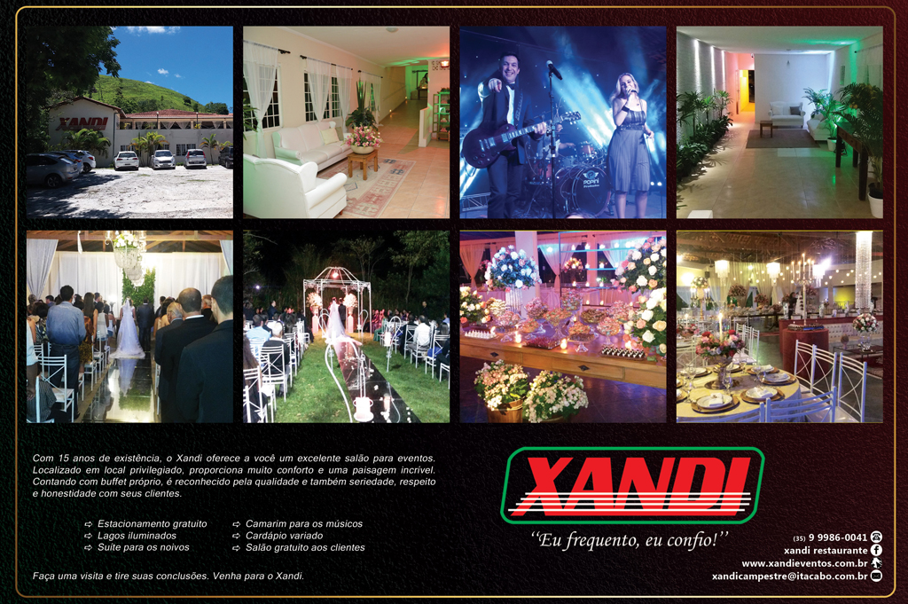 Xandi - publicidade