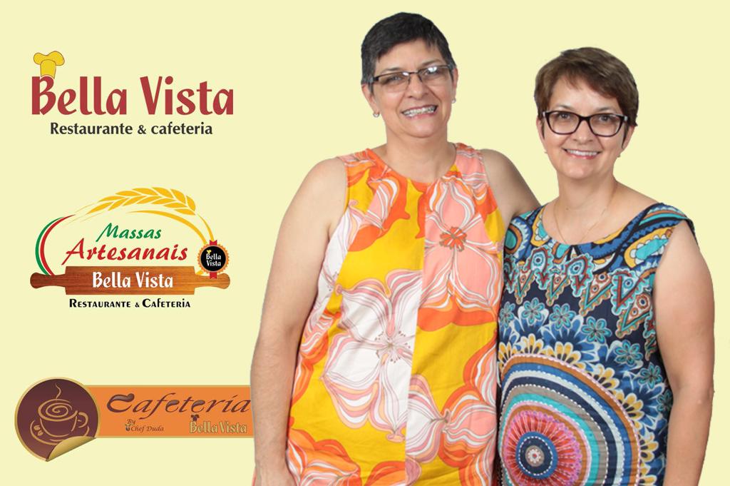 Restaurante Bella Vista - Duda Medrano e Marcia Ramos 1