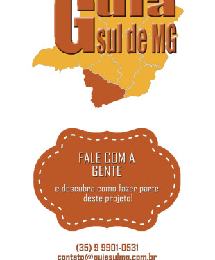 Guia Sul de MG - Cidade fácil de ser amada - Carla Dias
