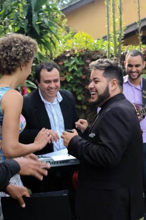O grande dia - Casamento - Rafael Guedes