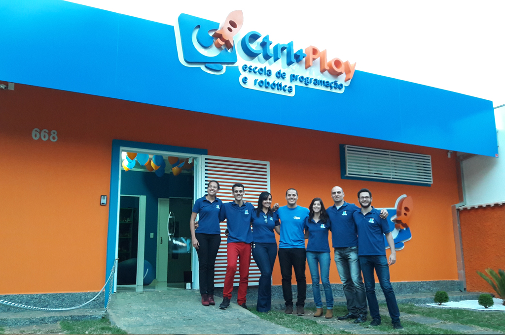 Ctrl+Play inaugura unidade em Itajubá 1