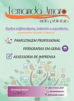 Fernanda Amaro- Midia Publicitária