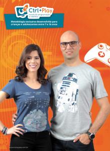 Karen Caroline e Bruno Serra Ctrl Play1