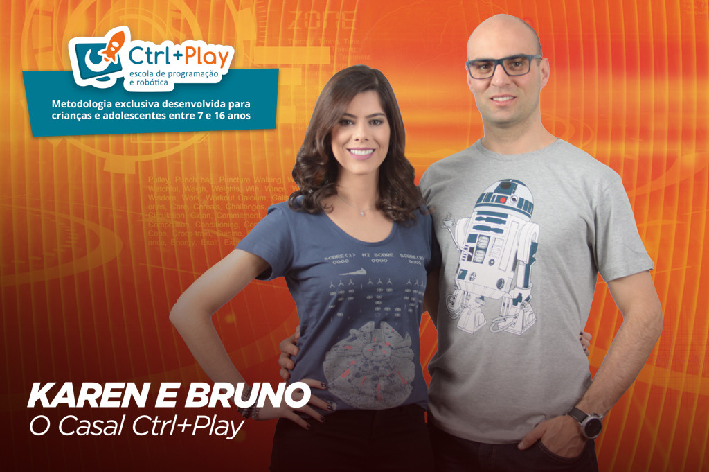 Karen Caroline e Bruno Serra Ctrl Play2