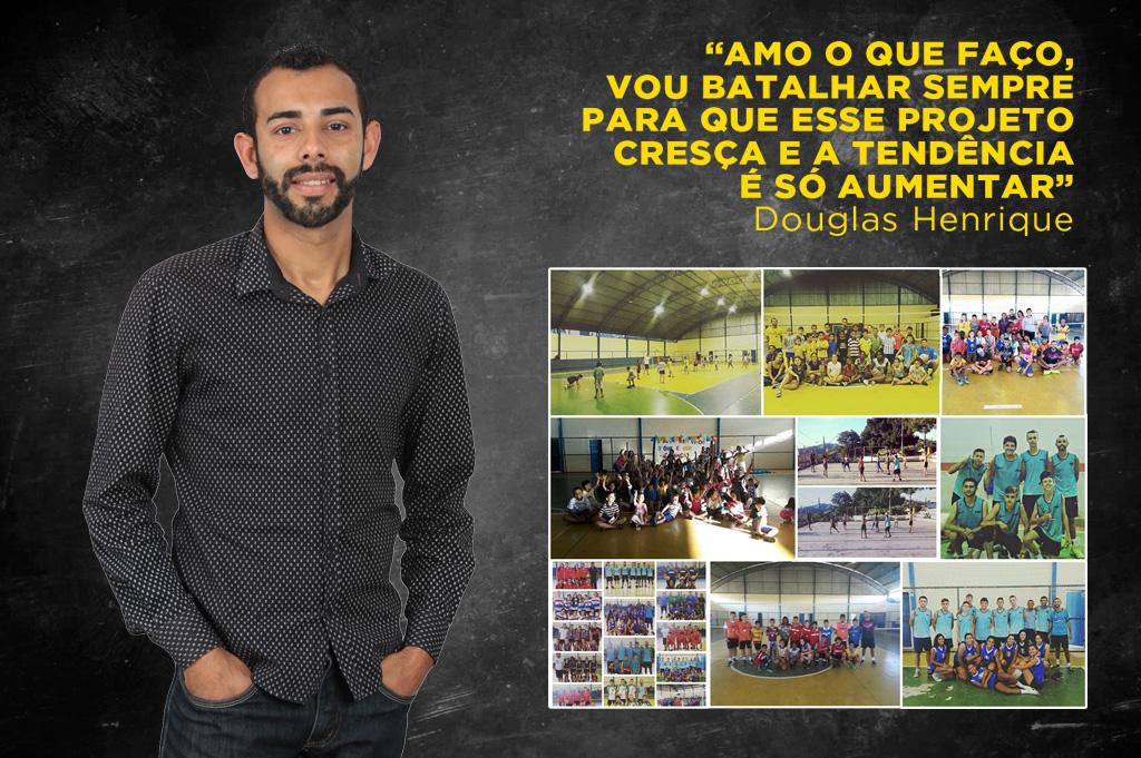 Douglas Henrique Projeto Resgatando Jovens Itajubá_