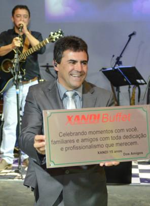 Xandi Gomes 15 anos sede Campestre Itajubá