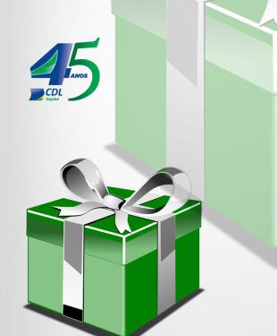 CDL Itajubá comemora 45 anos em outubro 2