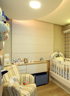 Decoração - Quarto do Bebê - André Miranda - Atos Cortinas Itajubá 2