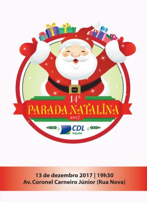 14ª Edição Parada Natalina CDL Itajubá 2