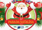 14ª Parada Natalina - CDL Itajubá - 2017 2